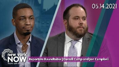 Reporters Roundtable: Jon Campbell, Darrell Camp, COVID-19