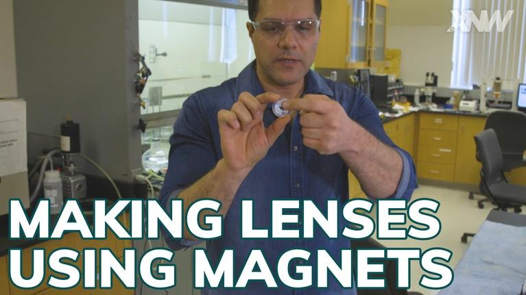 xConnect Northwest: Using Magnets To Create Lenses