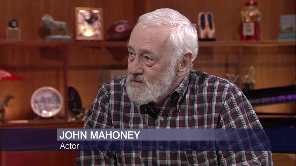 John Mahoney, 'Frasier' Dad, Dies at 77 image