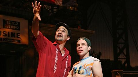 "Lin-Manuel Miranda on Writing ""In The Heights"""