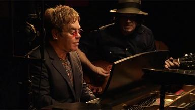 Sessions: Elton John and Jack White