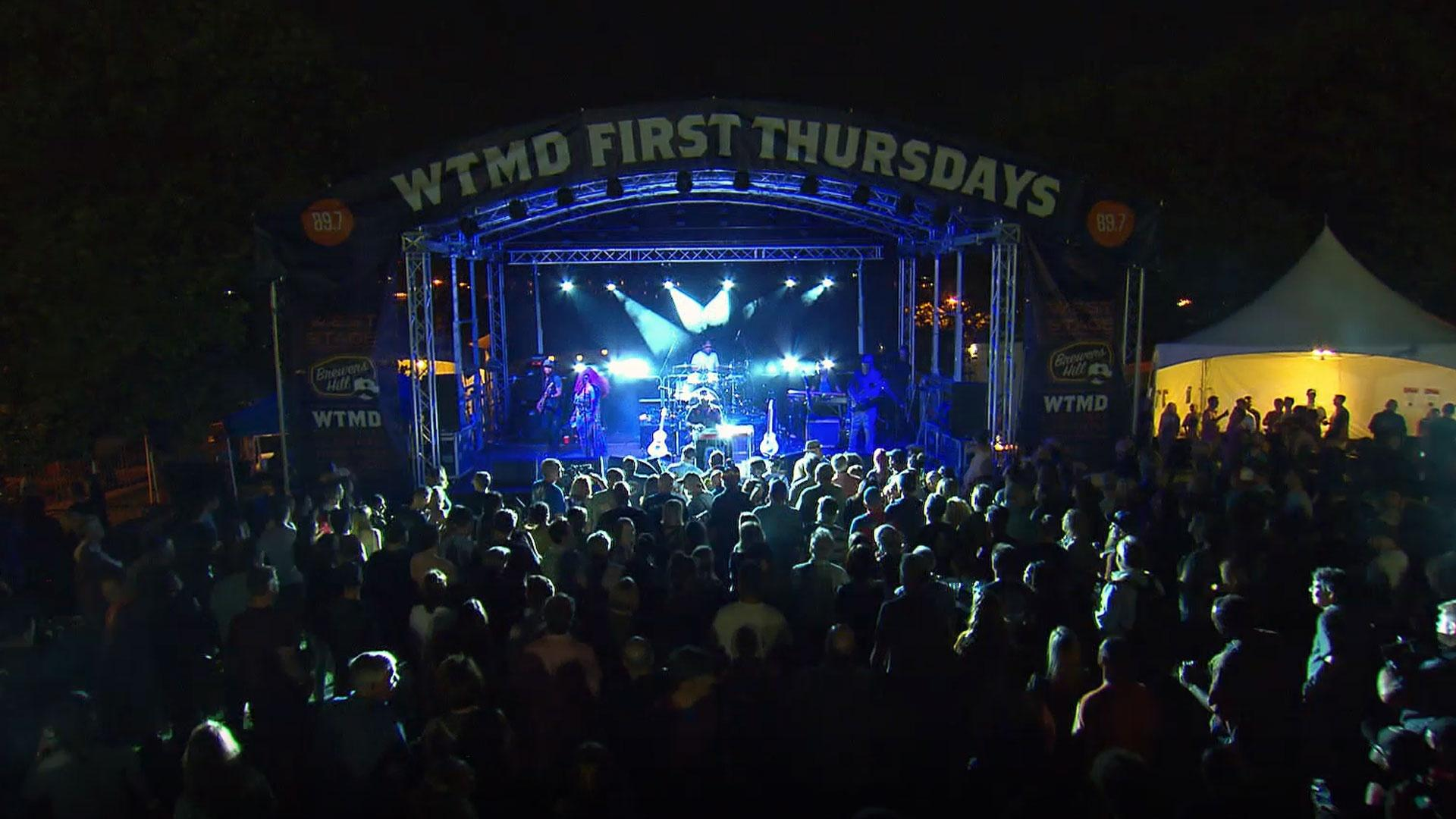 WTMD First Thursday Festival 2019