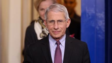 Dr. Fauci on the 'terrible hit' of 100,000 American deaths
