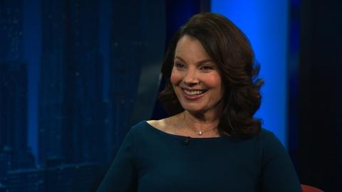 """Amanpour and Company -- Fran Drescher on """"The Nanny"""" and Her Cancer Activism"""