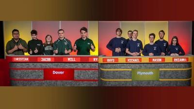 Granite State Challenge   Dover Vs Plymouth