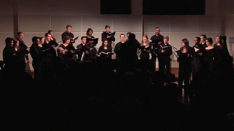 WHRO Documentaries: Young Singers Project: A Life in 140 Characters