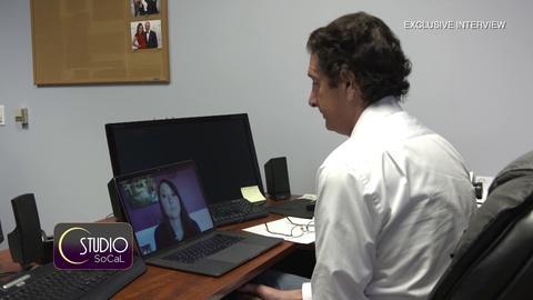 Studio SoCal -- San Bernardino Terrorist Attack Survivor Begs For Help