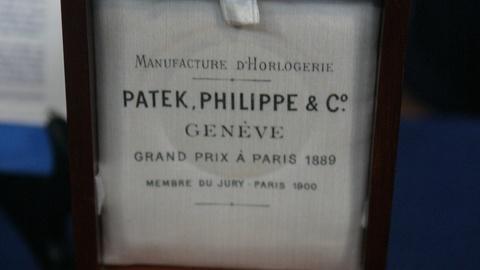 Antiques Roadshow -- Digital Short: Hartqusit — More About Patek Philippe