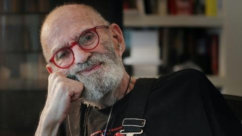 Remembering influential AIDS activist Larry Kramer