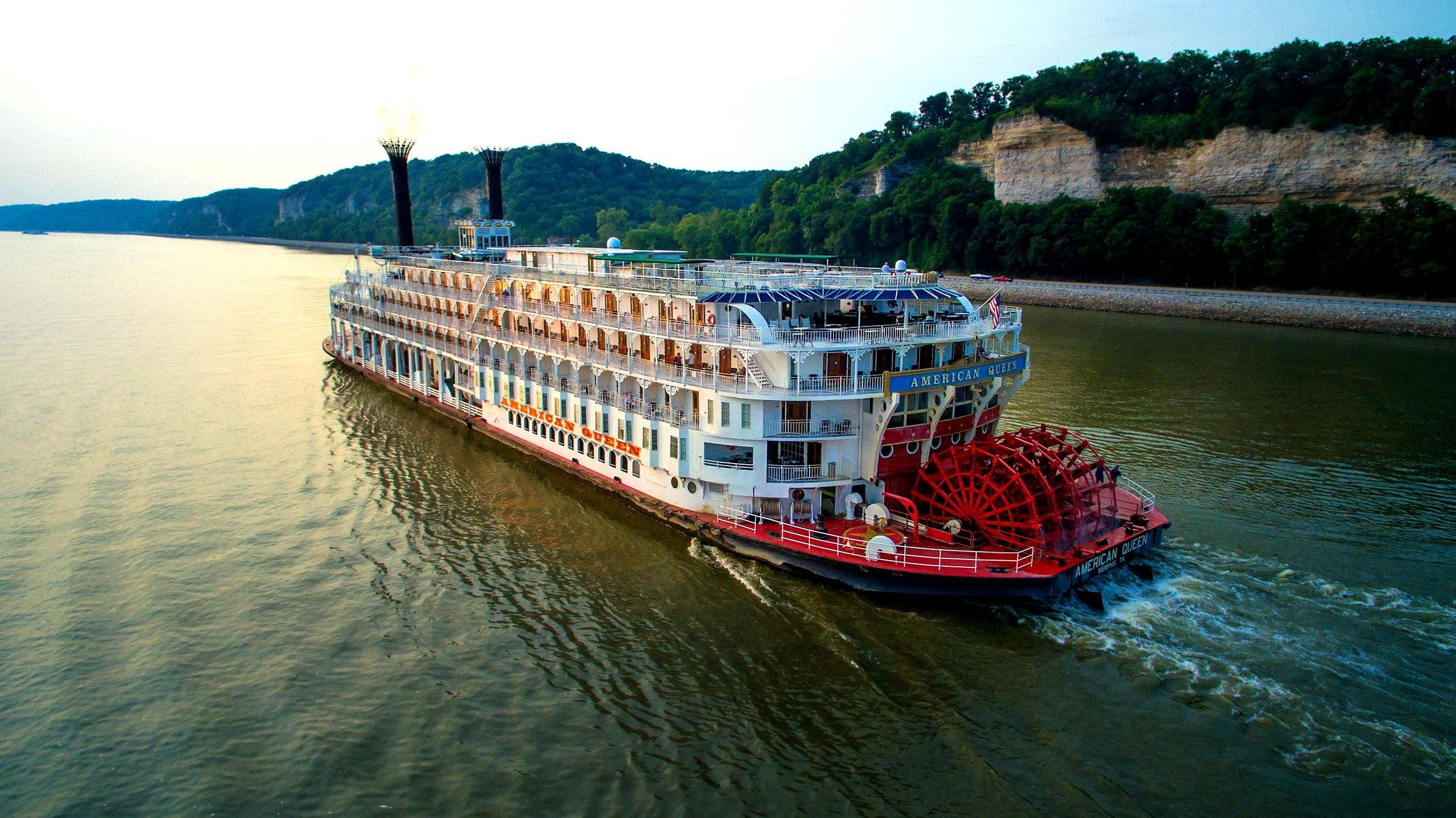 Cruising the Mighty Mississippi