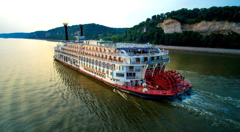WNED PBS Documentaries: Cruising the Mighty Mississippi