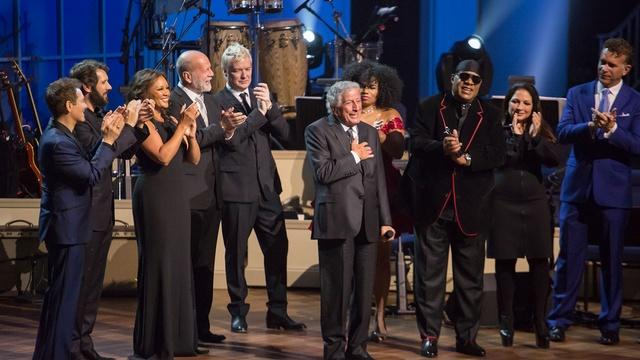 Tony Bennett: The Library of Congress Gershwin Prize