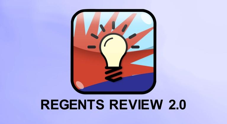 Regents Review: Transitional Global History and Geography
