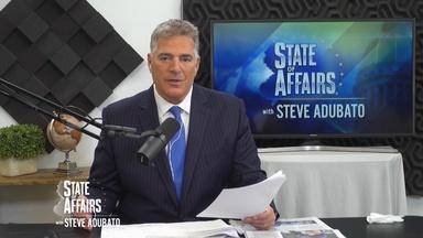 Senate President Steve Sweeney; Kevin O'Toole