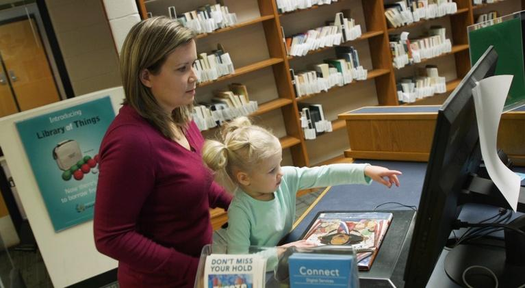 In Your Community: Libraries Can Inspire Kids to Read! | Parent Tips Calendar
