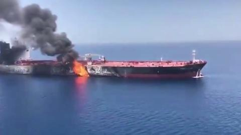 Tensions between the United States and Iran rise