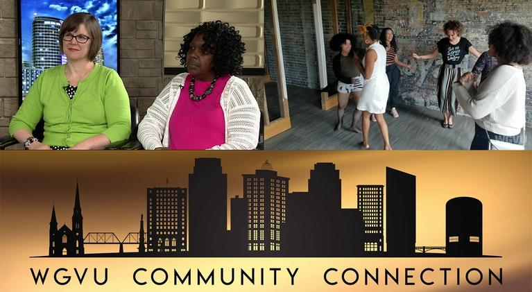"""Community Connection: Circles GR & """"For Us By Us"""""""