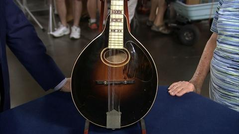 Antiques Roadshow -- S21 Ep16: Appraisal: 1935 Gibson Style A-C Mandolin