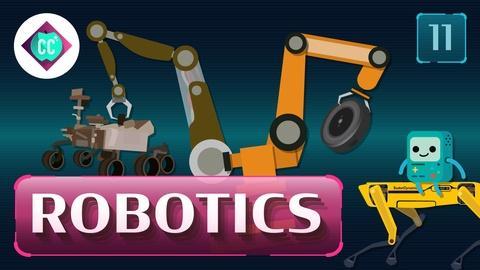 Crash Course: Artificial Intelligence -- Robotics #11