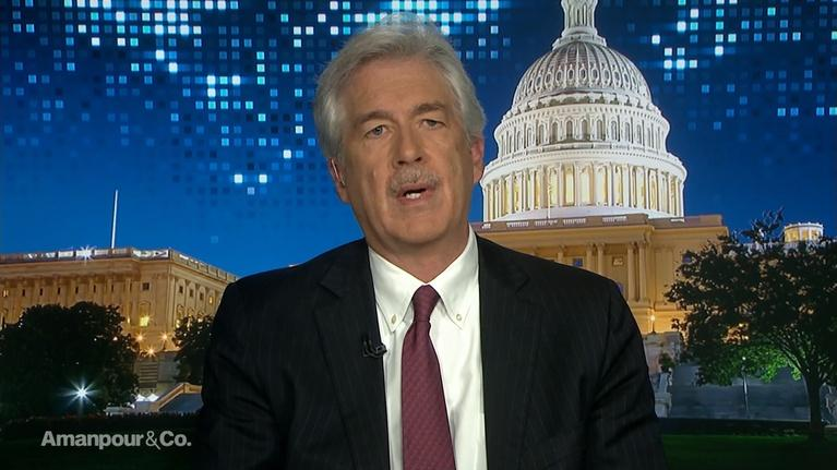 Amanpour and Company: William Burns on the Stand-Off Between the U.S. and Iran