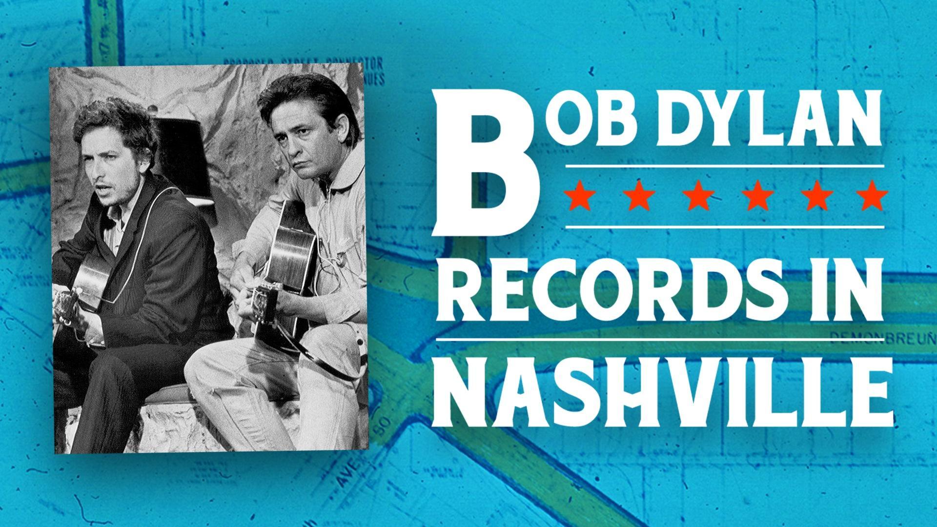 Bob Dylan Records in Nashville | Music Row | NPT