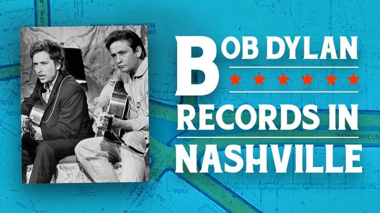 Music Row: Nashville's Most Famous Neighborhood: Bob Dylan Records in Nashville | Music Row | NPT