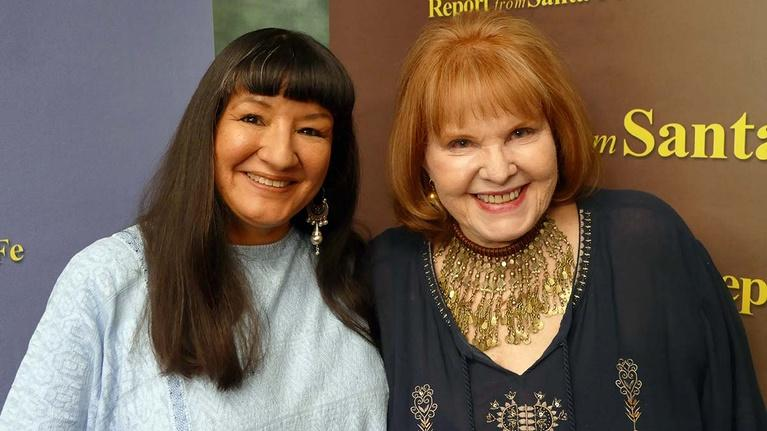 Report From Santa Fe, Produced by KENW: Sandra Cisneros