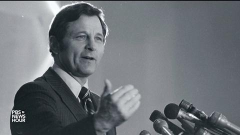 PBS NewsHour -- Remembering former Sen. Birch Bayh, champion of Title IX