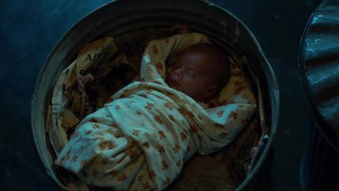 Call the Midwife -- Finding an Abandoned Baby