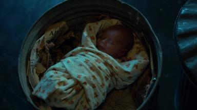 Finding an Abandoned Baby