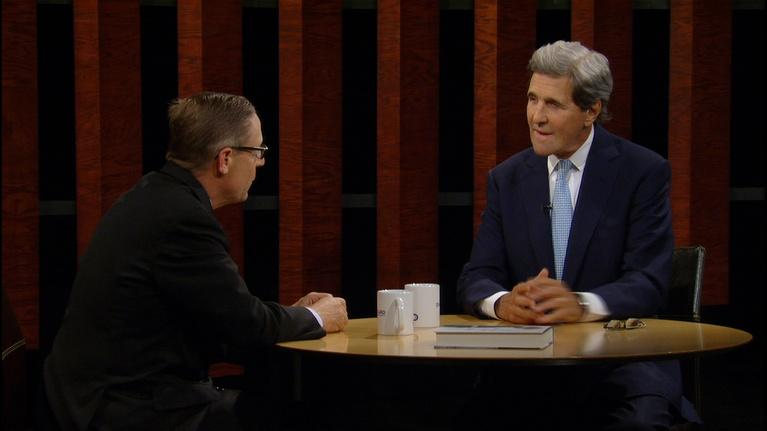 Overheard with Evan Smith: John Kerry