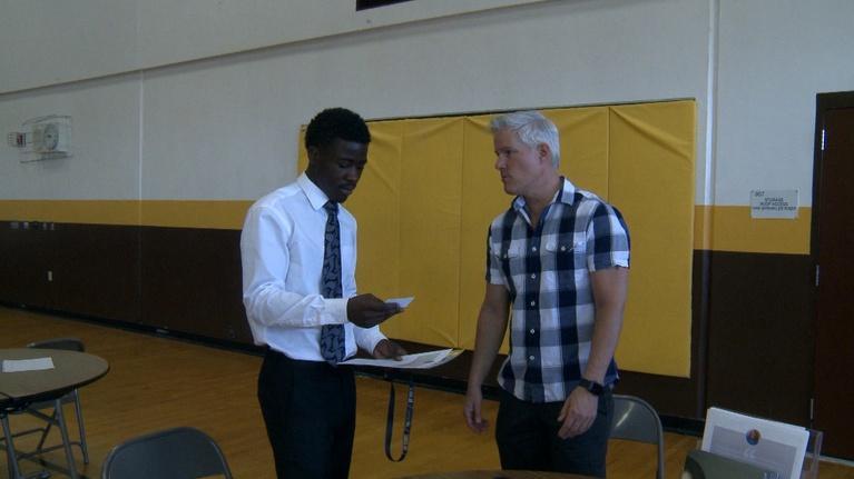 Inside Education: Earning a High School Degree: Daethron's Story