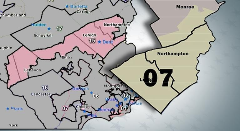 PBS39 News Reports: special election toss-up