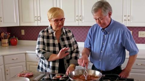 Lidia Celebrates America -- Benton's Smoked Country Ham