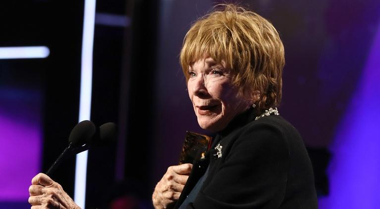 Great Performances: Shirley MacLaine's Acceptance Speech