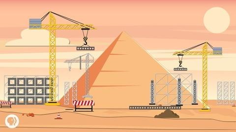 It's Okay to Be Smart -- S4 Ep38: How The Pyramids Were Built (Pyramid Science Part 2