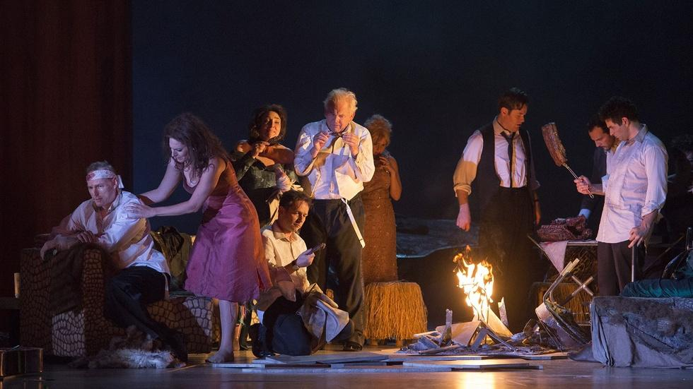 "NYC-ARTS Profile: ""The Exterminating Angel"" image"