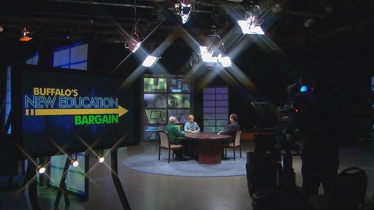 WNED-TV Specials: Buffalo's New Education Bargain