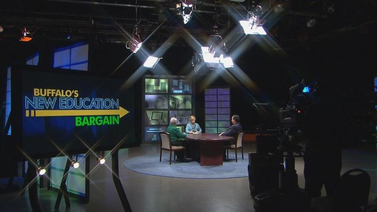 WNED-TV Specials: Buffalo's New Education Bargain