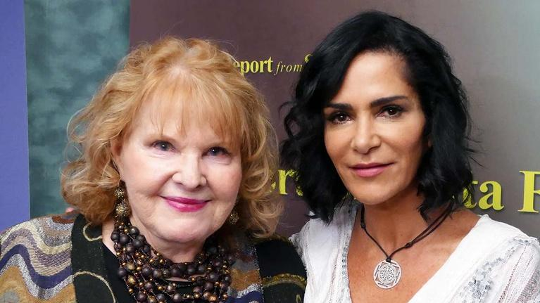 Report From Santa Fe, Produced by KENW: Lydia Cacho