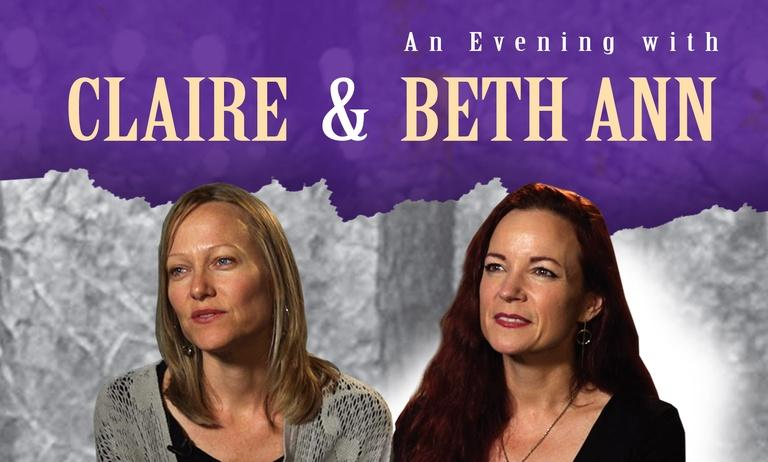An Evening with Claire & Beth Ann