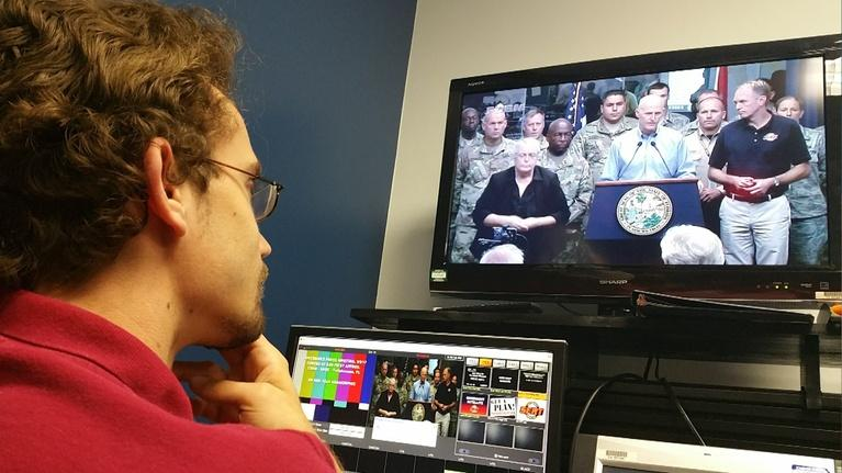 WFSU Documentary & Public Affairs: How Does WFSU TV Prepare for a Hurricane