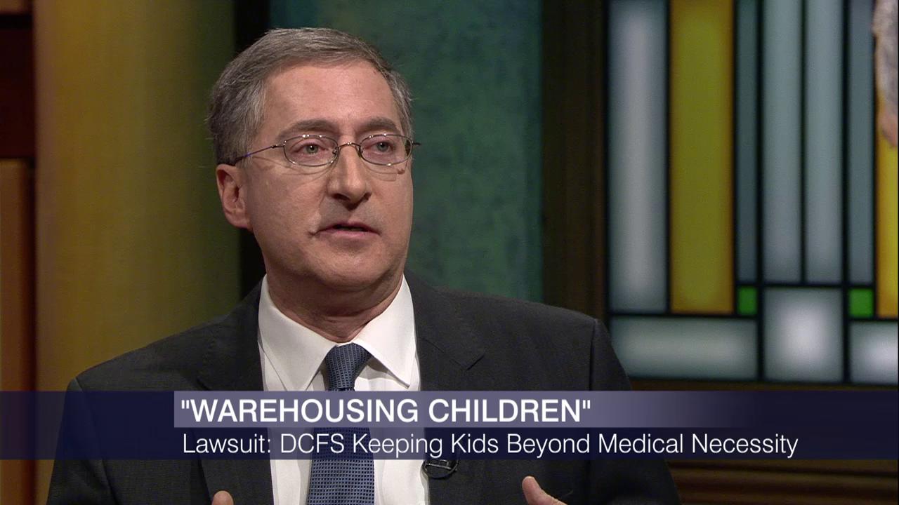 Plaintiff: 'Warehousing' Kids Can Lead to 'No Self-Worth'
