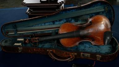 Appraisal: Italian Violin & French Bow