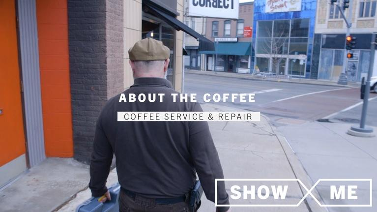 Show Me: About The Coffee | Catering to the 'Coffee Curious'