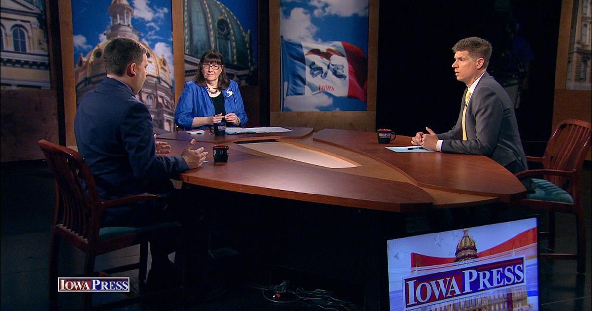 Reporters' Roundtable | Season 46 Episode 4636 | Iowa Press