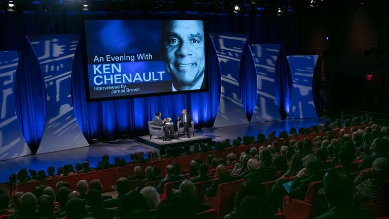 An Evening with Ken Chenault: Extended Preview