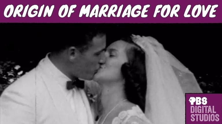 Origin of Everything: When DId Marriage Become about Love?