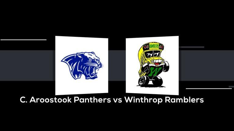 Maine High School Basketball Tournament: Central Aroostook vs Winthrop Girls Class C 2020 State Final