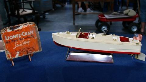 S24 E20: Appraisal: Lionel Speedboat, ca. 1934